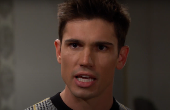 Tanner Novlan in The Bold and the Beautiful (CBS)
