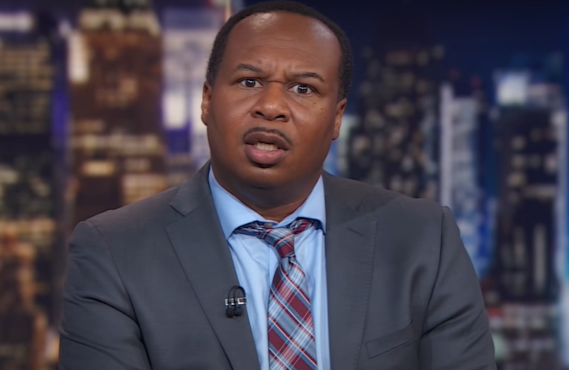 Roy Wood Jr. on The Daily Show with Trevor Noah (Comedy Central)