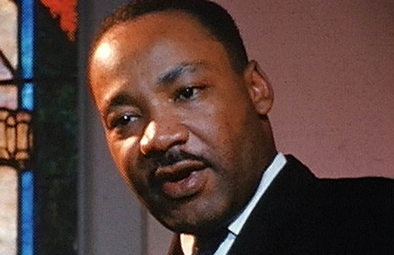 Dr. Martin Luther King, Jr. (NBC)