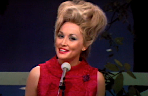 Dolly Parton on The Porter Wagoner Show