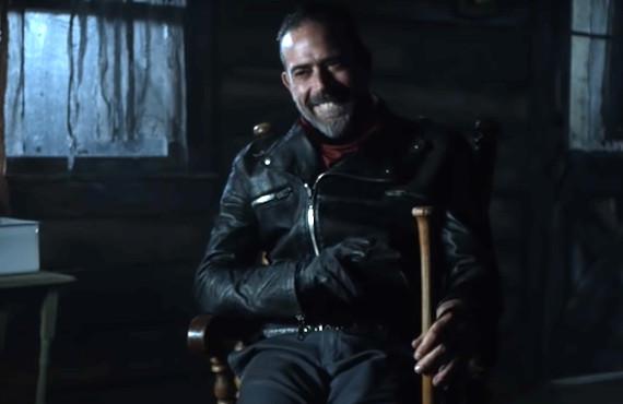 Jeffrey Dean Morgan in The Walking Dead (AMC)