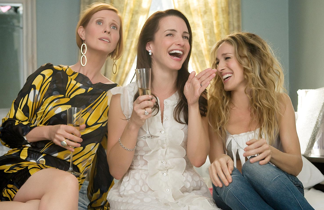 And Just Like That: Cynthia Nixon, Kristen Davis and Sarah Jessica Parker return in the ten-episode Sex and the City limited series.
