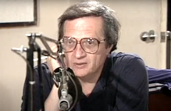 The Larry King Show (C-SPAN)
