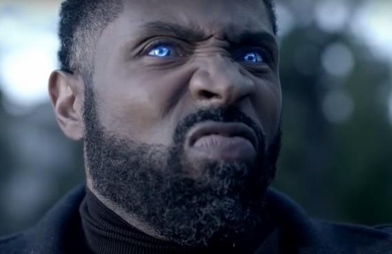 Cress Williams is Black Lightning (CW)