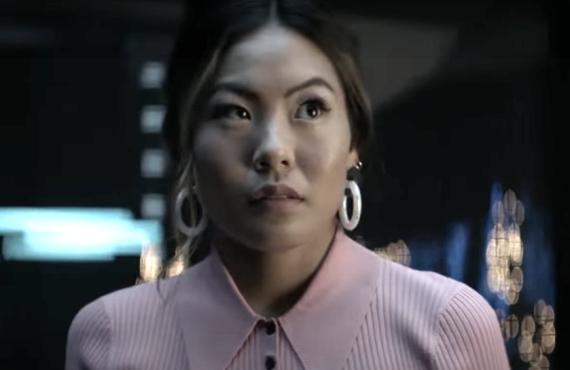 Nicole Kang in Batwoman (CW)