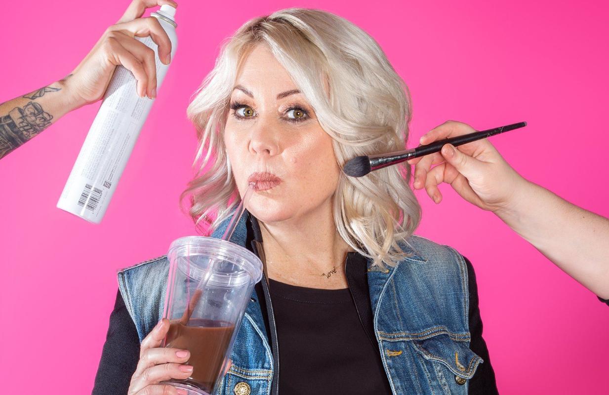 Jann Arden in a promotional photo for Jann (CTV/Hulu)