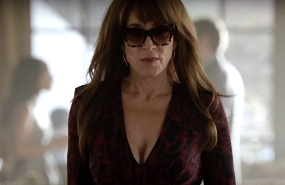 Katey Sagal is Rebel (ABC)
