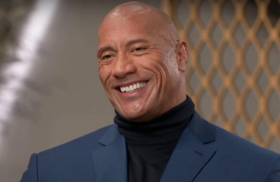 Dwayne Johnson of Young Rock (NBC)