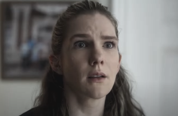Lily Rabe in Tell Me Your Secrets (Amazon)