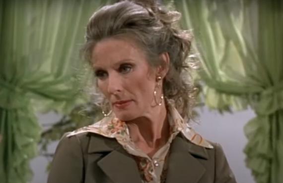 Cloris Leachman on The Mary Tyler Moore Show