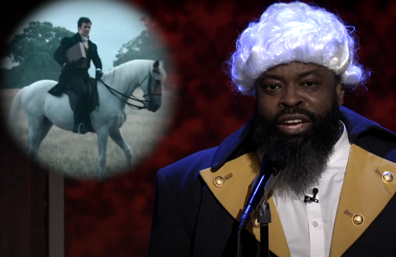 "Tariq ""Black Thought"" Trotter of The Roots on The Tonight Show Starring Jimmy Fallon (NBC)"
