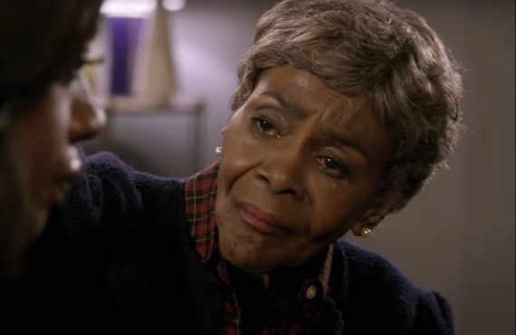Cicely Tyson on How to Get Away With Murder (ABC)
