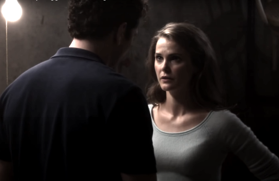 Matthew Rhys and Keri Russell in The Americans (FX)