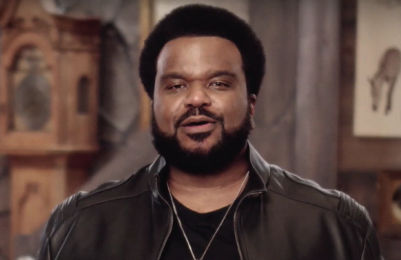 Craig Robinson hosts Your Attention Please (Hulu)