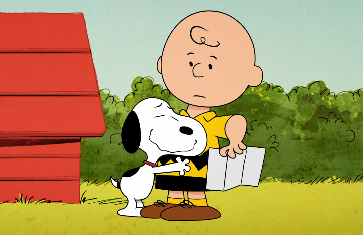 The Snoopy Show (Apple TV+)