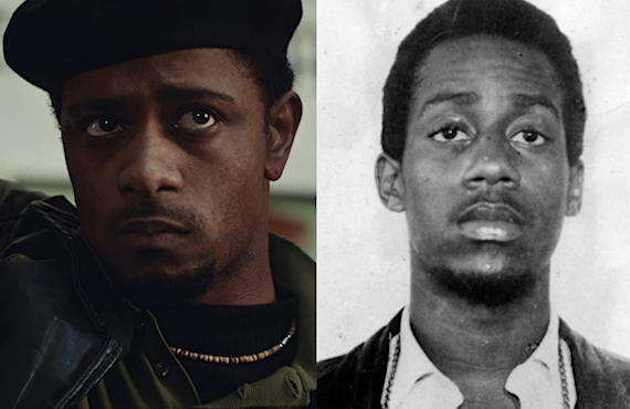 LaKeith Stanfield (right), played by William O'Neal. (Photo: HBO Max)