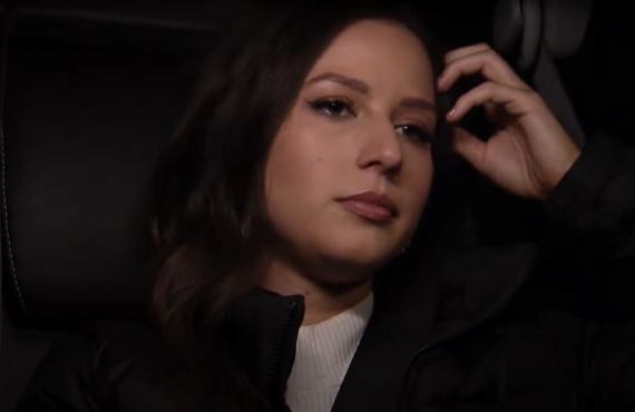 Katie Thurston on The Bachelor (ABC)