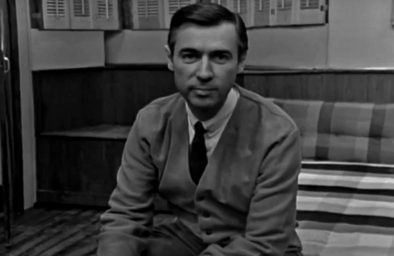 Fred Rogers of Mister Rogers' Neighborhood. (PBS)