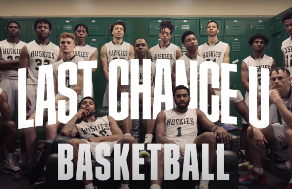 Last Chance U: Basketball (Netflix)