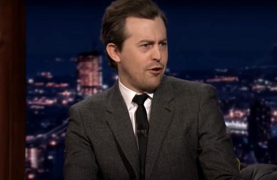 Alex Moffat on The Tonight Show Starring Jimmy Fallon (NBC)