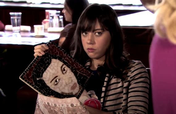 Aubrey Plaza on Parks and Recreation (NBC)