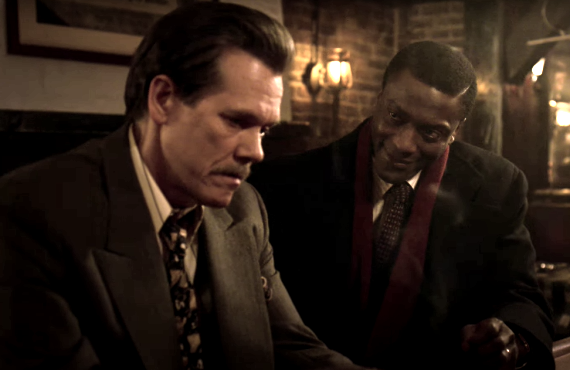 Kevin Bacon and Aldis Hodge in City on a Hill (Showtime)
