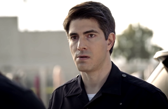 Brandon Routh in The Rookie (ABC)