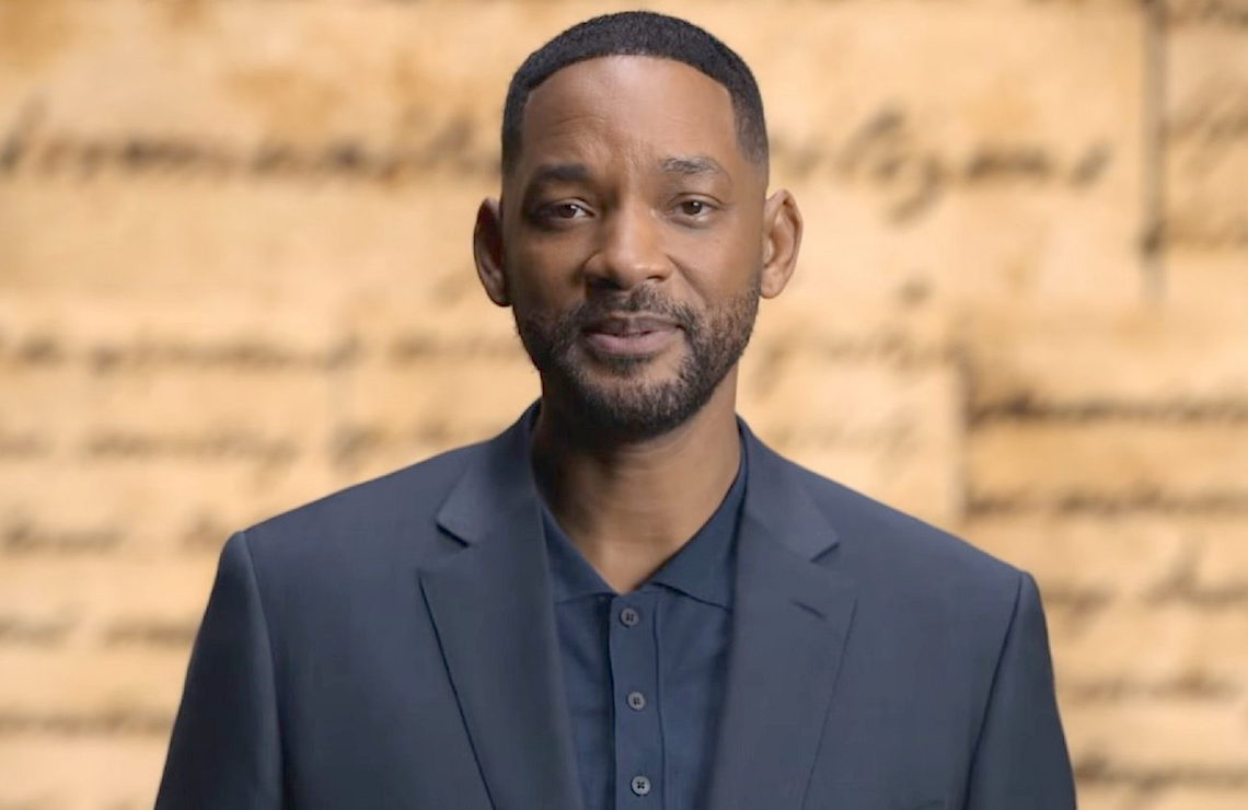 Will Smith hosts Amend: The Fight for America. (Netflix)