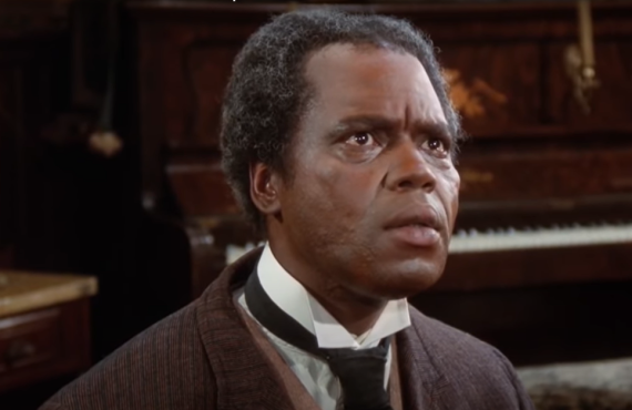 Georg Stanford Brown in Roots: The Next Generations (ABC)