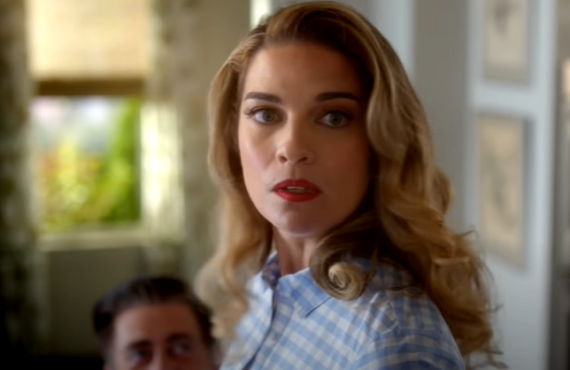 Annie Murphy in Kevin Can F*** Himself (AMC)