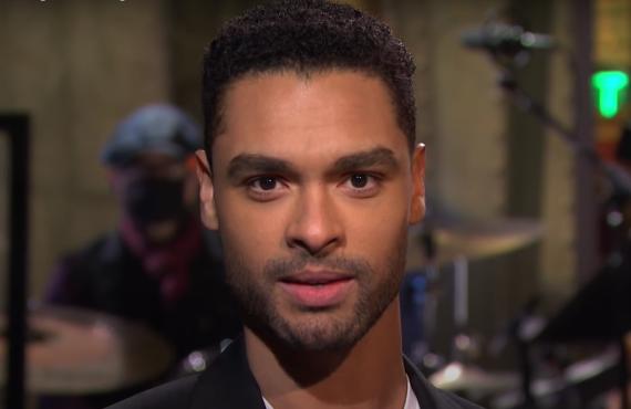 Regé-Jean Page on Saturday Night Live (NBC)