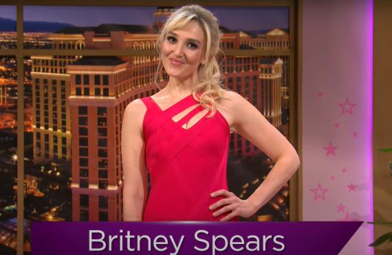 Chloe Fienman on Saturday Night Live (NBC)