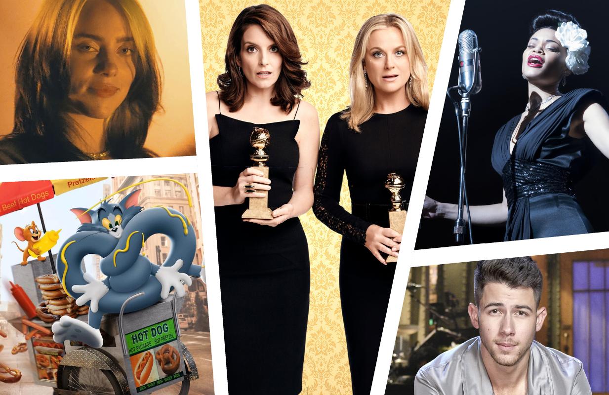 (Photos: Apple TV+, NBC, HBO Max, Hulu)