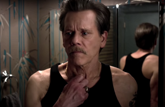 Kevin Bacon in City on a Hill (Showtime)
