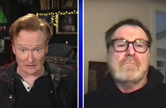 Colin Quinn on Conan (TBS)