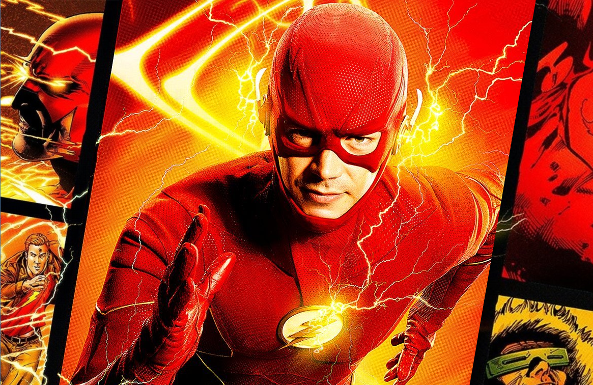 Grant Gustin in The Flash. (The CW)