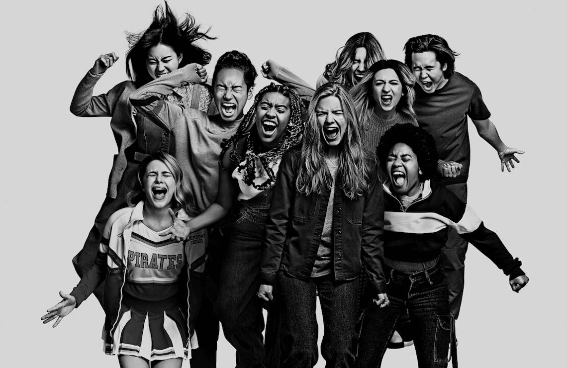 Amy Poehler's Moxie inspires a revolution. (Netflix)
