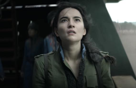 Jessie Mei Li in Shadow and Bone. (Netflix)