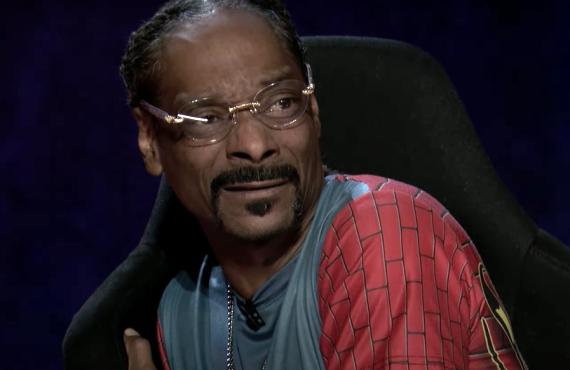 Snoop Dogg on Go-Big Show (TBS)