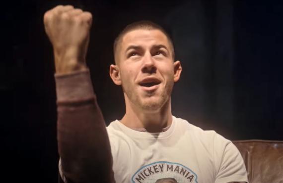 Nick Jonas on Saturday Night Live (NBC)
