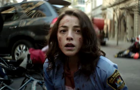 Olivia Thirlby in Y: The Last Man (FX on Hulu)
