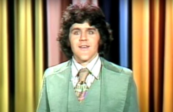 Jay Leno on The Tonight Show Starring Johnny Carson (NBC)