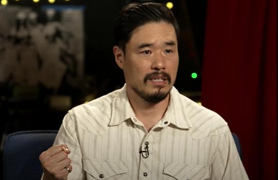 Randall Park on Conan (TBS)