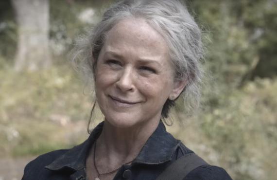 Melissa McBride in The Walking Dead (AMC)