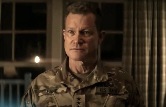 Dylan Walsh in Superman & Lois (CW)