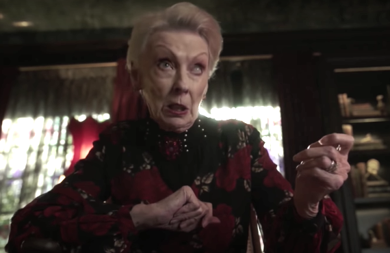 Barbara Wallace as Nana Rose on Riverdale (CW)