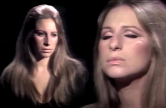 Barbra Streisand on Singer (CBS)