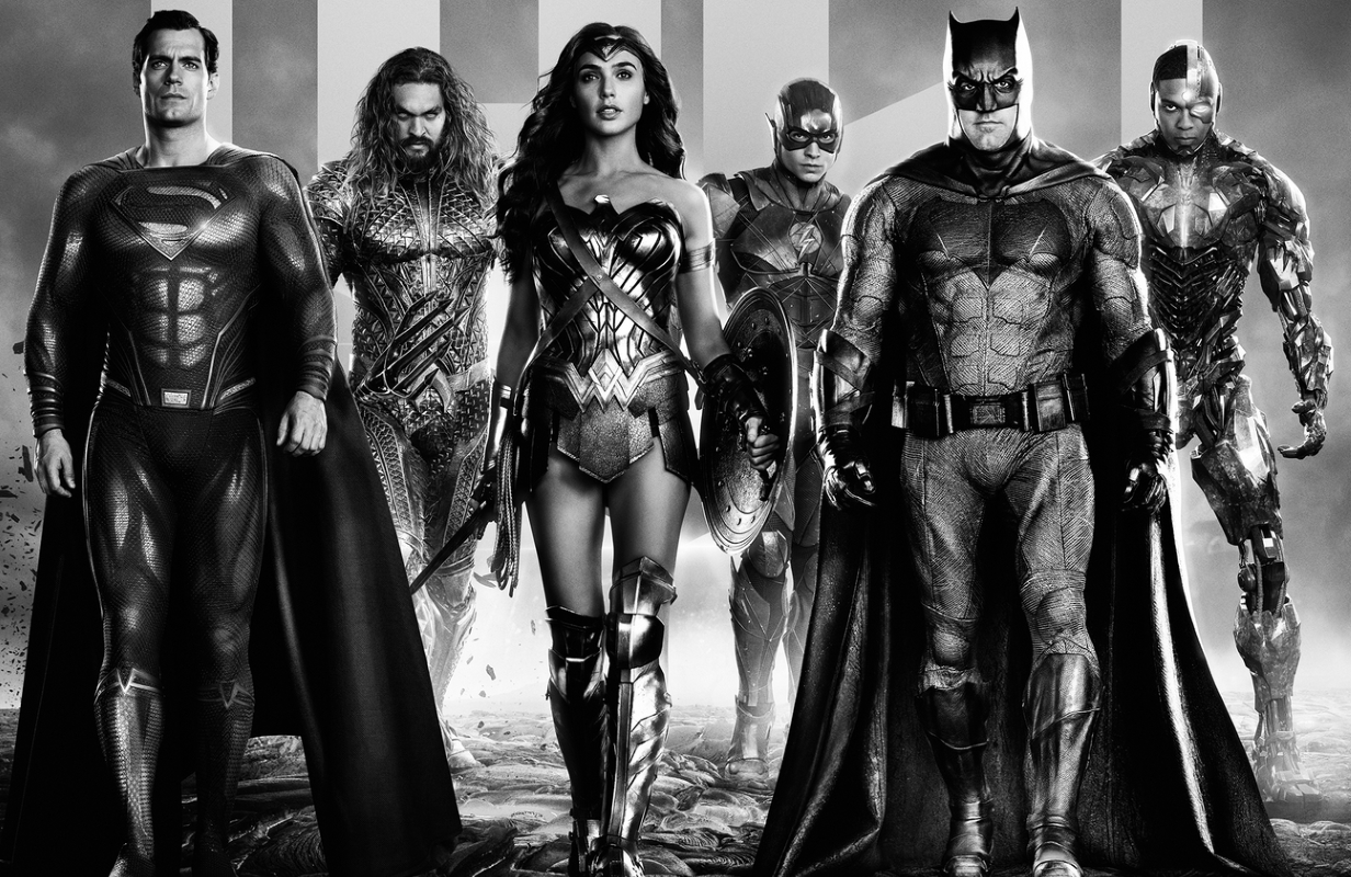 Zack Snyder's Justice League premieres today on HBO Max.
