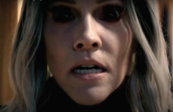 Tricia Helfer in Van Helsing (Syfy)
