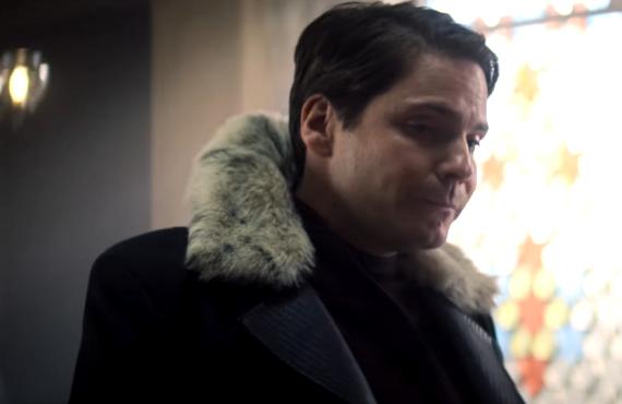 Daniel Brühl in The Falcon and the Winter Soldier (Disney+)